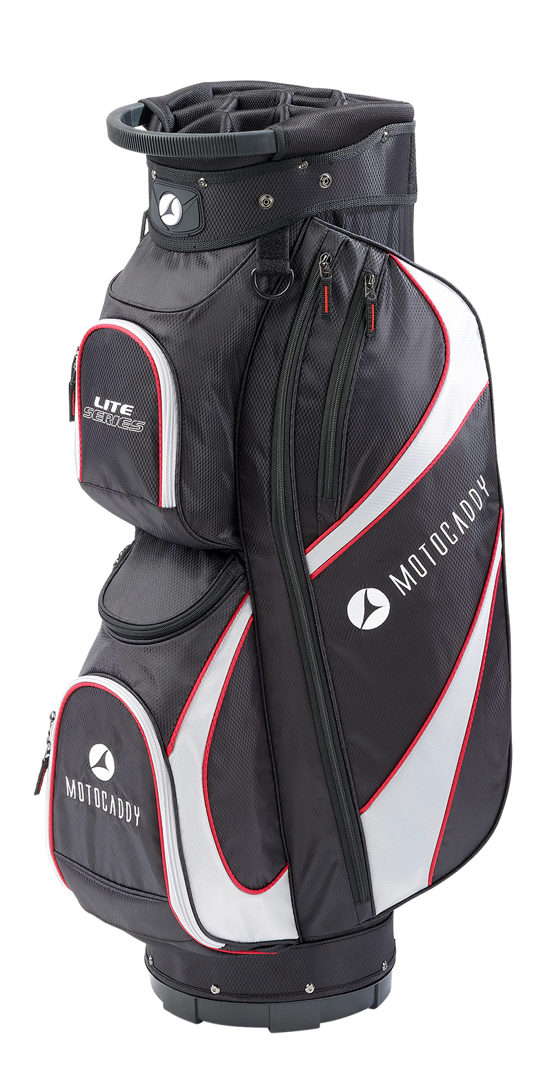 Motocaddy launches Lite-Series cart bag range