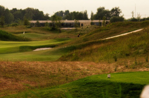 The International, Amsterdam Course Review