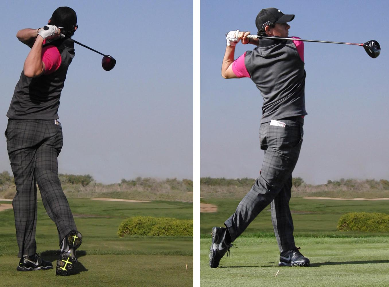 Six of the Best: Basic golf swing tips