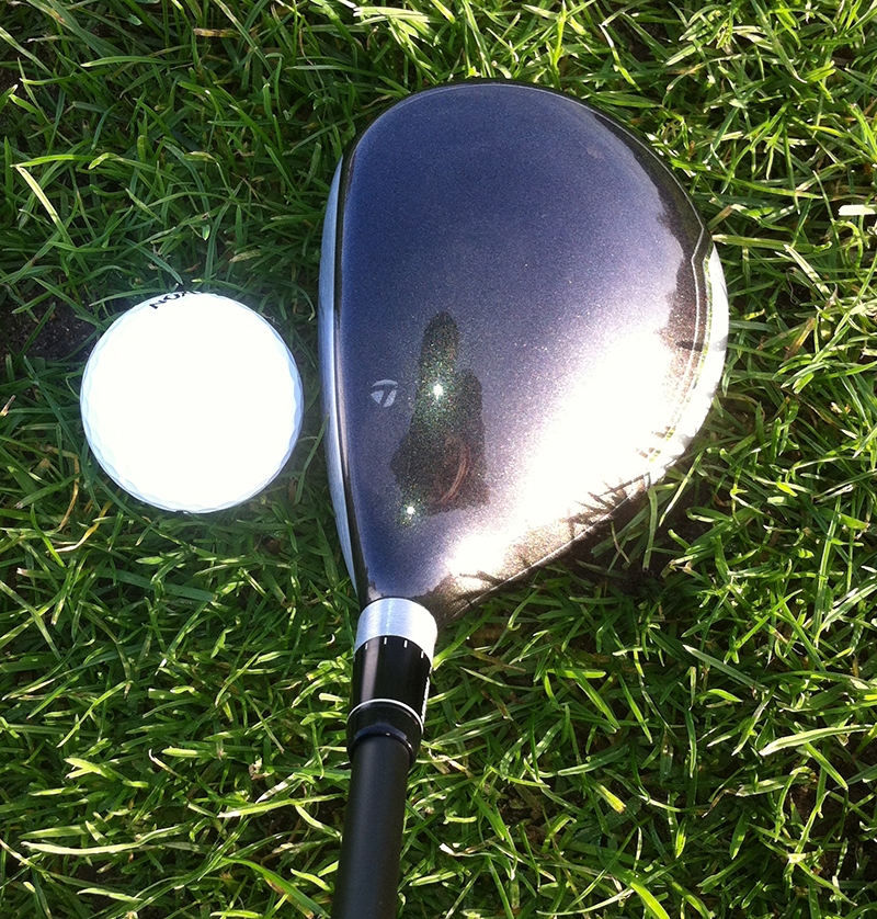 Review: TaylorMade SLDR fairway wood