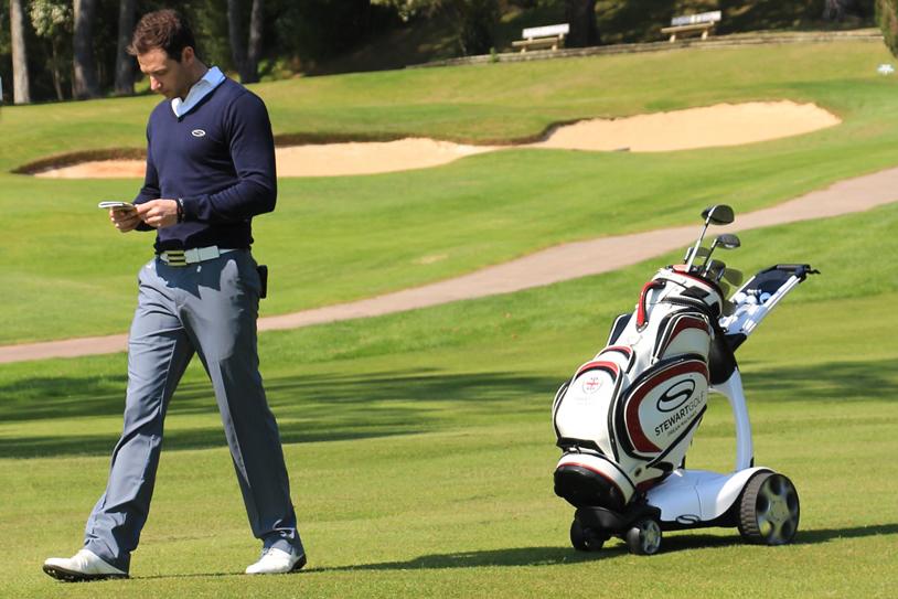 Review: Stewart Golf X9 Follow