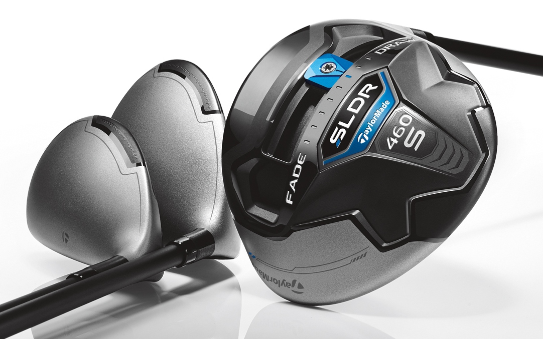 First Look: TaylorMade SLDR S metalwoods