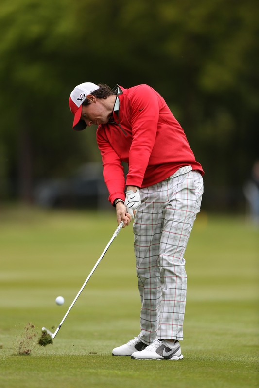 Rory clawed back seven shots