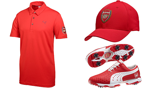New Cobra Puma Arsenal gear