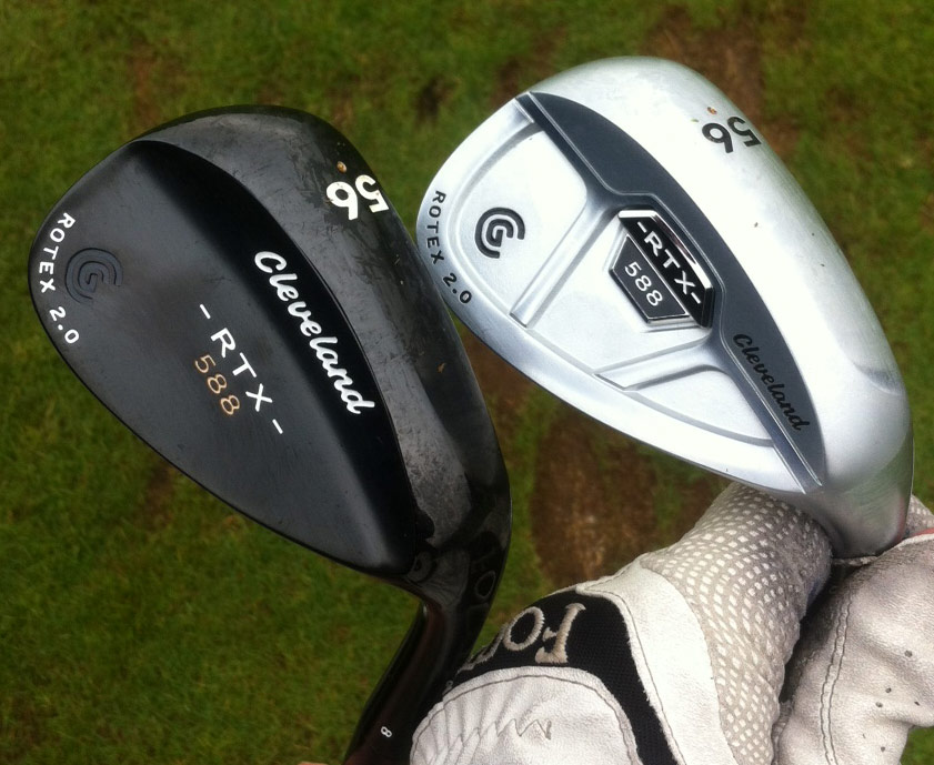 NEW! Cleveland Golf 588 RTX 2.0 wedges