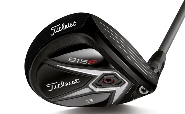 Titleist 915 F features the new Active Recoil Channel