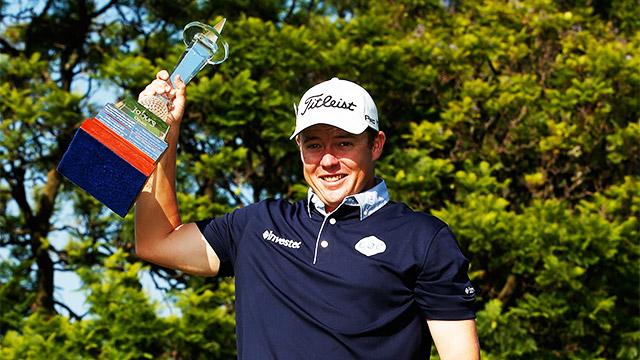 Coetzee won his maiden European Tour title at the Joburg Open this year