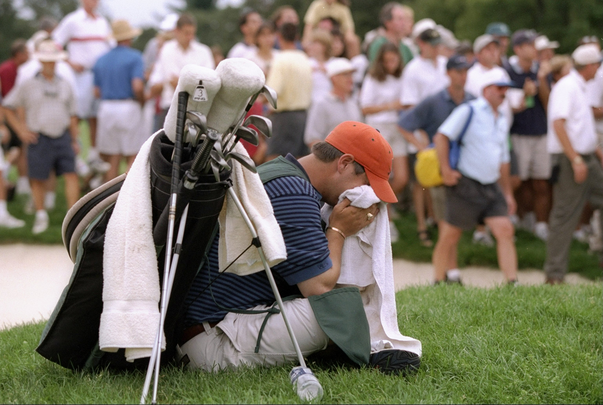 Is golf really in decline? (Photo: Getty Images)