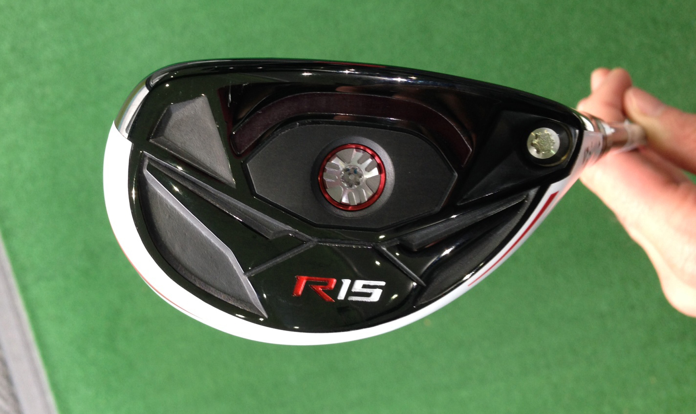 The TaylorMade R15 offers three loft settings