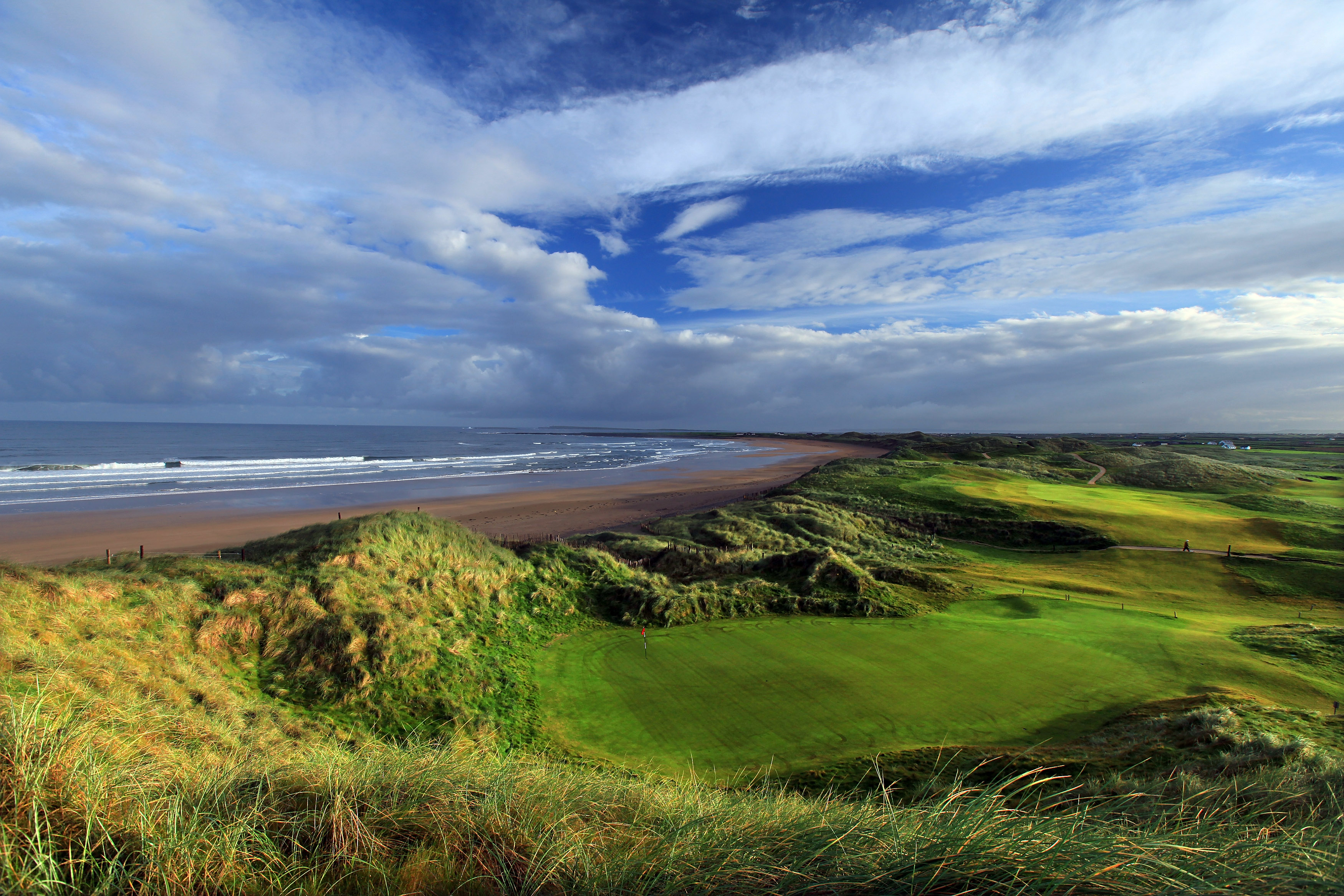 Doonbeg is a links course in County Clare, Ireland (Photo: Getty Images)