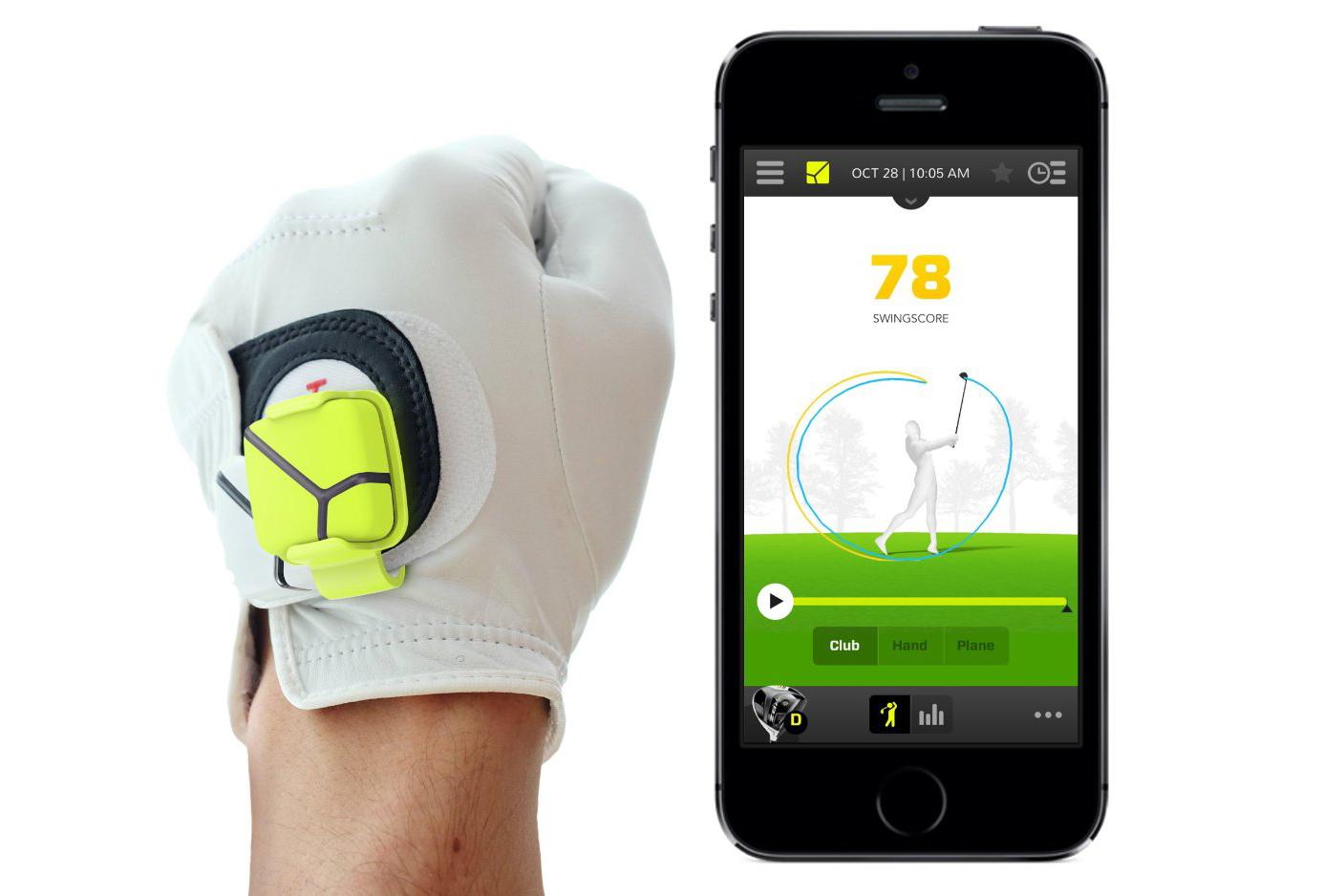 Zepp Golf 3D training aid