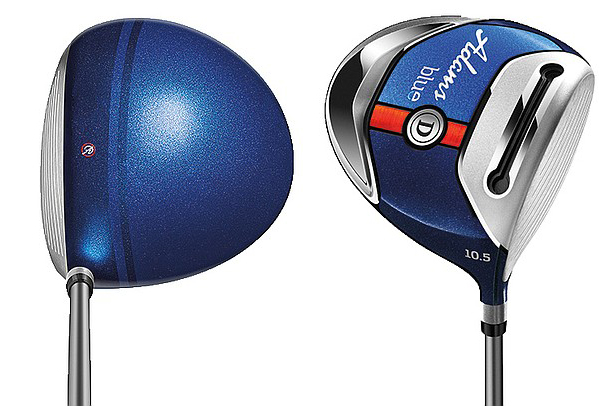 Adams Blue driver review