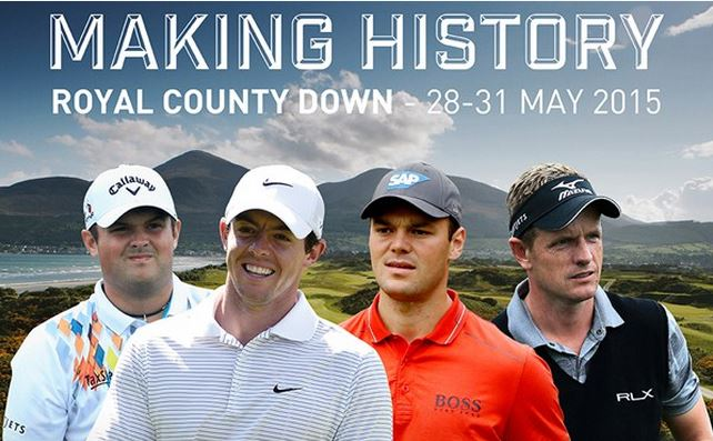 Patrick Reed, Martin Kaymer and Luke Donald will join Rory McIlroy (Photo: European Tour)