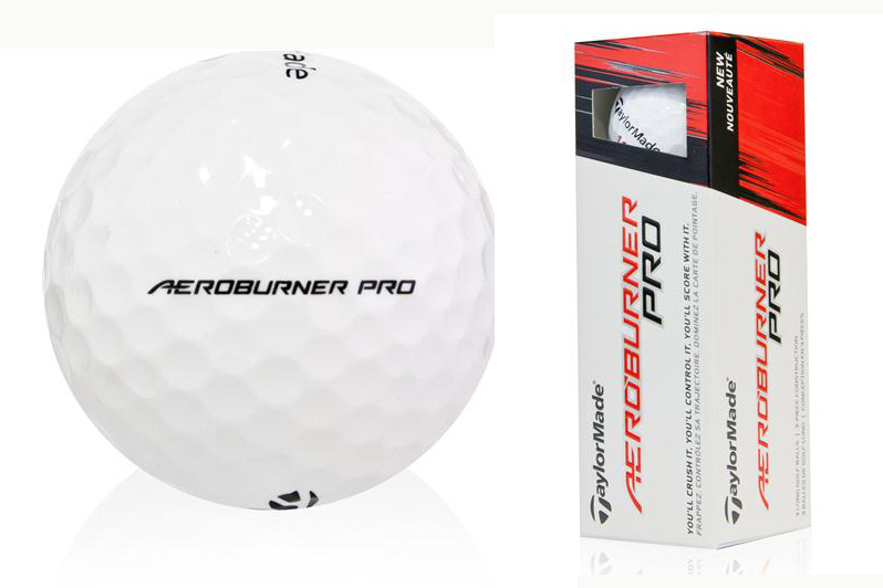 The AeroBurner Pro is suited for the mid-to-high handicap player with strong ball speeds