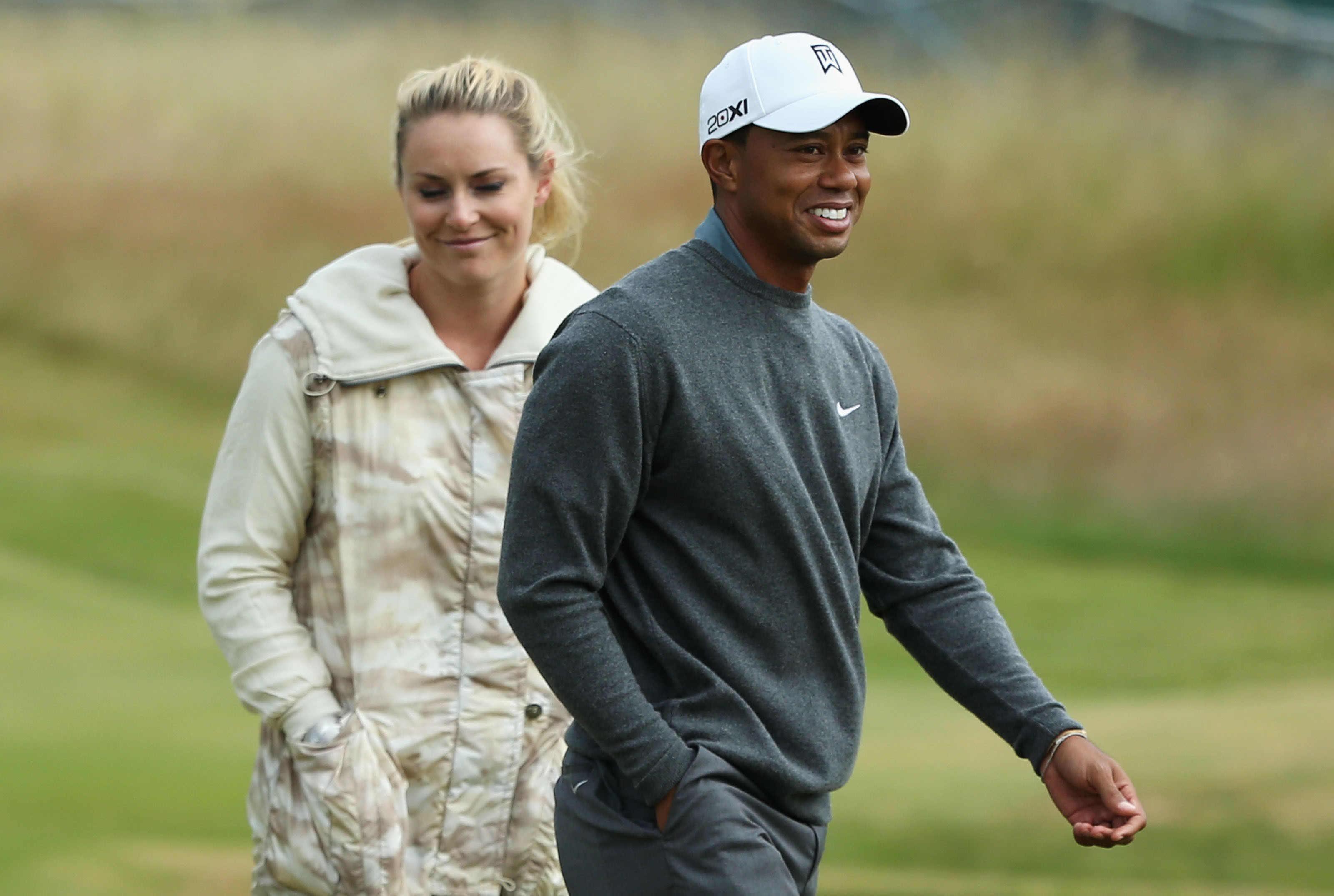 Woods and Vonn dated for three years (Photo: Getty Images)