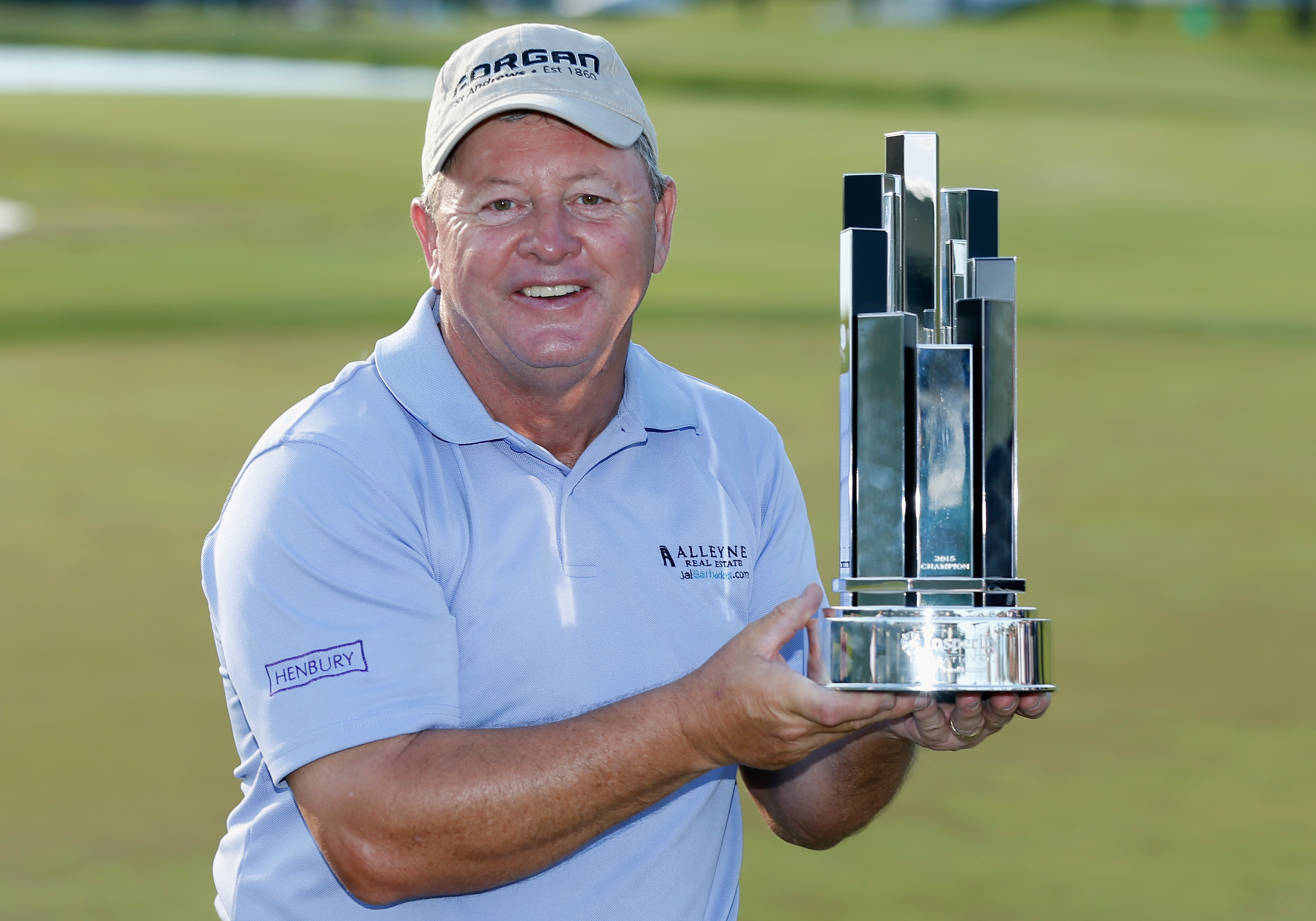 Woosnam is a former world number one (Photo: Getty Images)