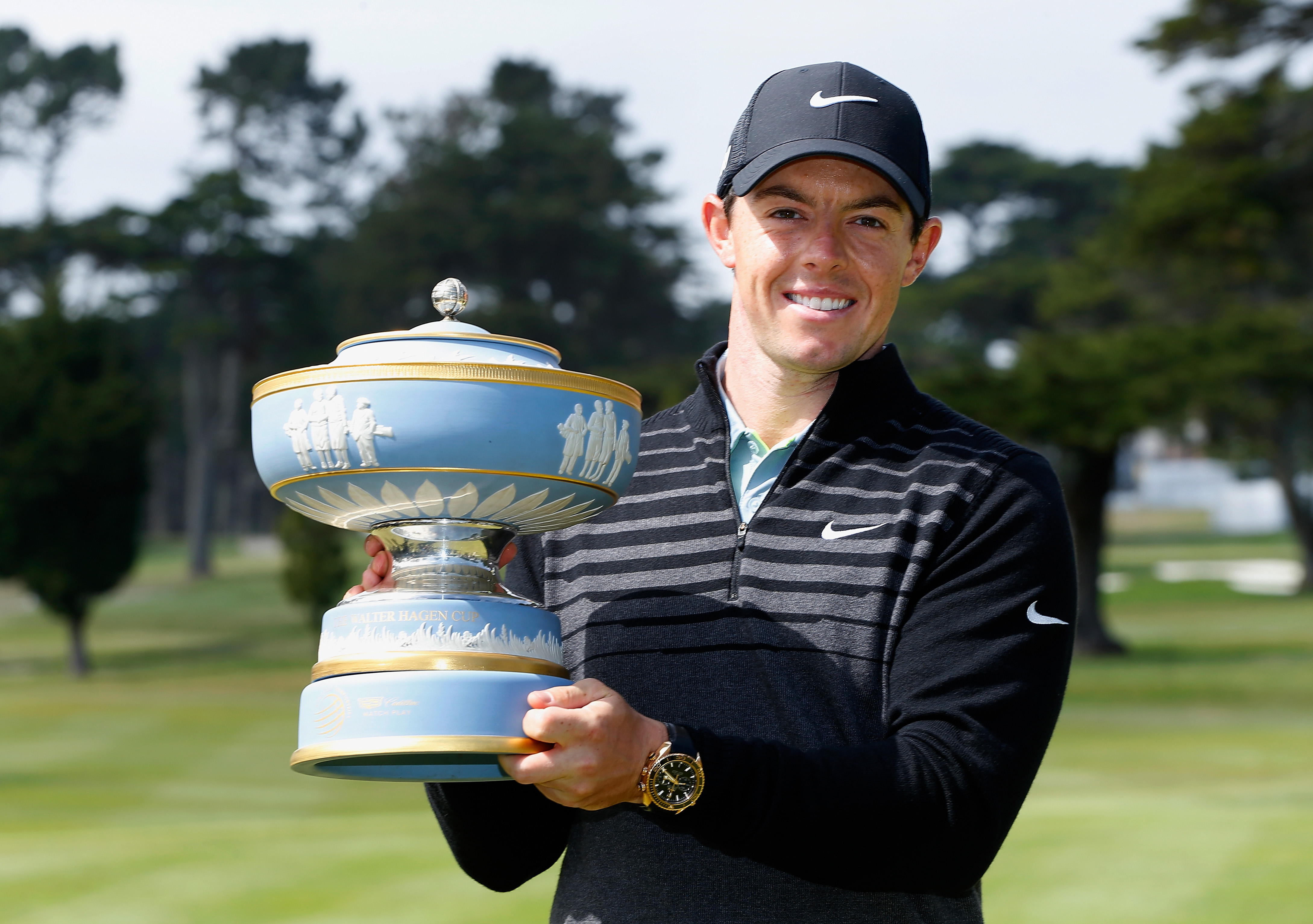 The Match Play win was McIlroy's 10th on the PGA Tour (Photo: Getty Images)