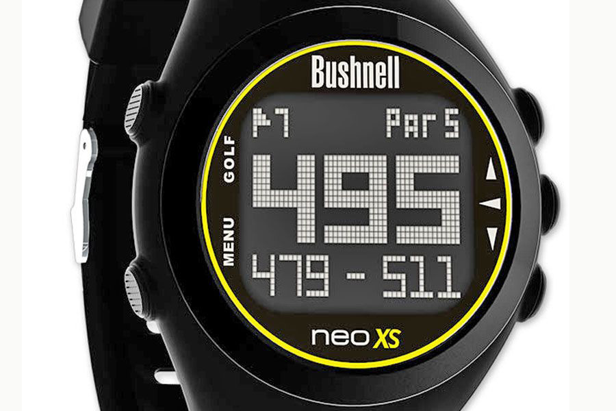 Bushnell Neo XS watch