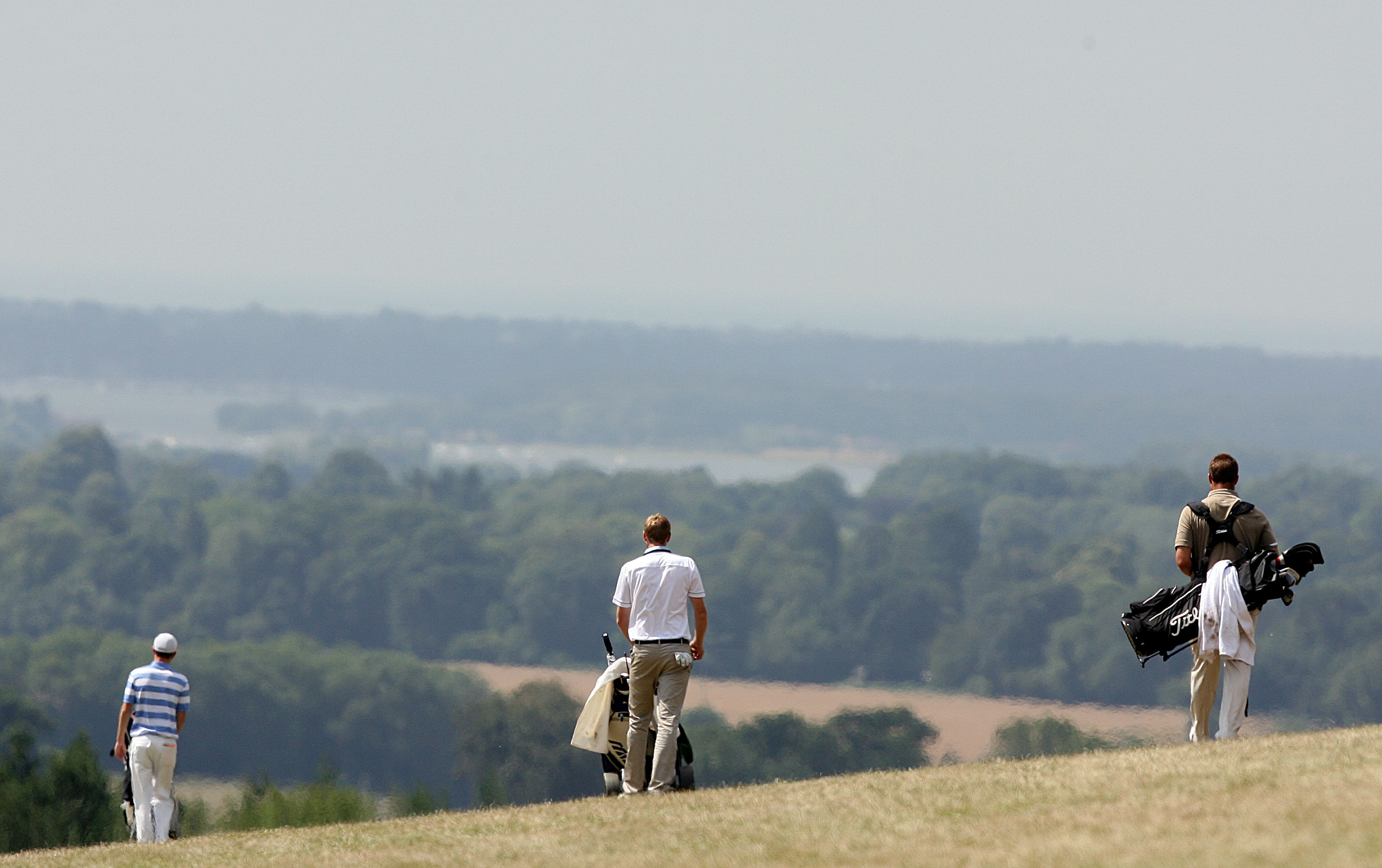 The course changes character as it climbs out of the valley up to the seventh (Photo: Getty Images)
