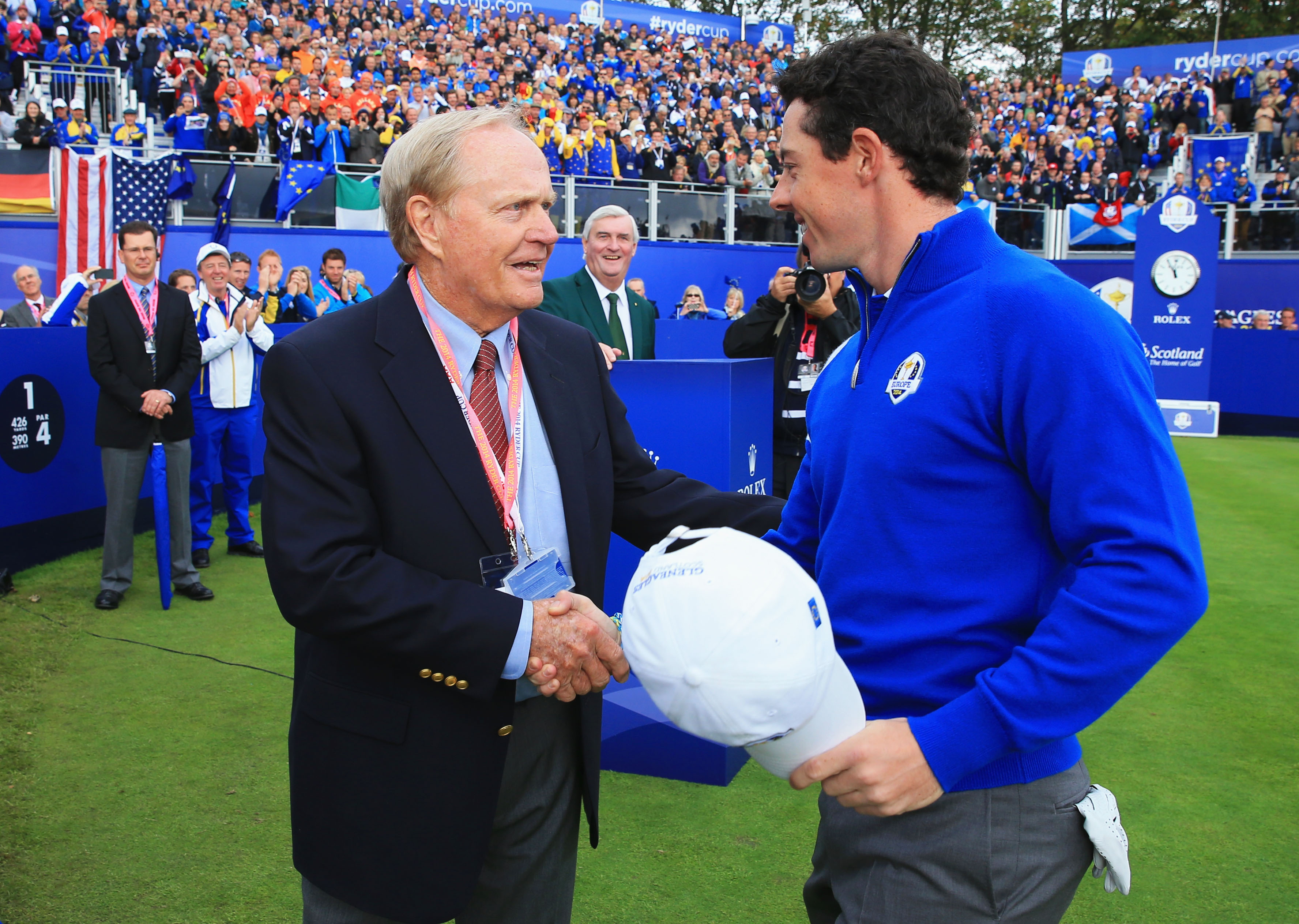 McIlroy has played Memorial every year since his debut in 2010 (Photo: Getty Images)