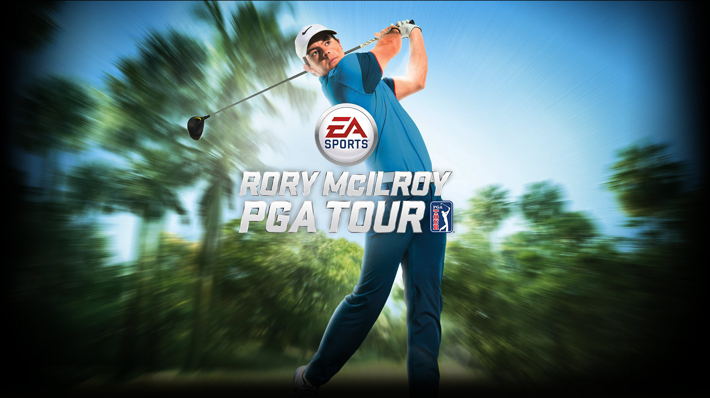 Rory takes over from Tiger as the face of the game (Photo: EA Sports)