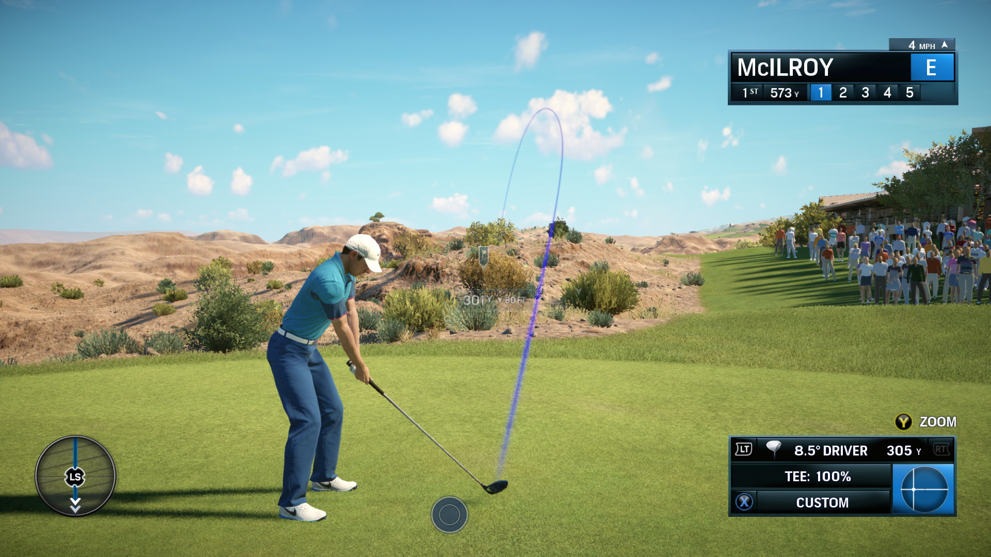 There are three different modes of gameplay for users to enjoy (Picture: EA Sports)