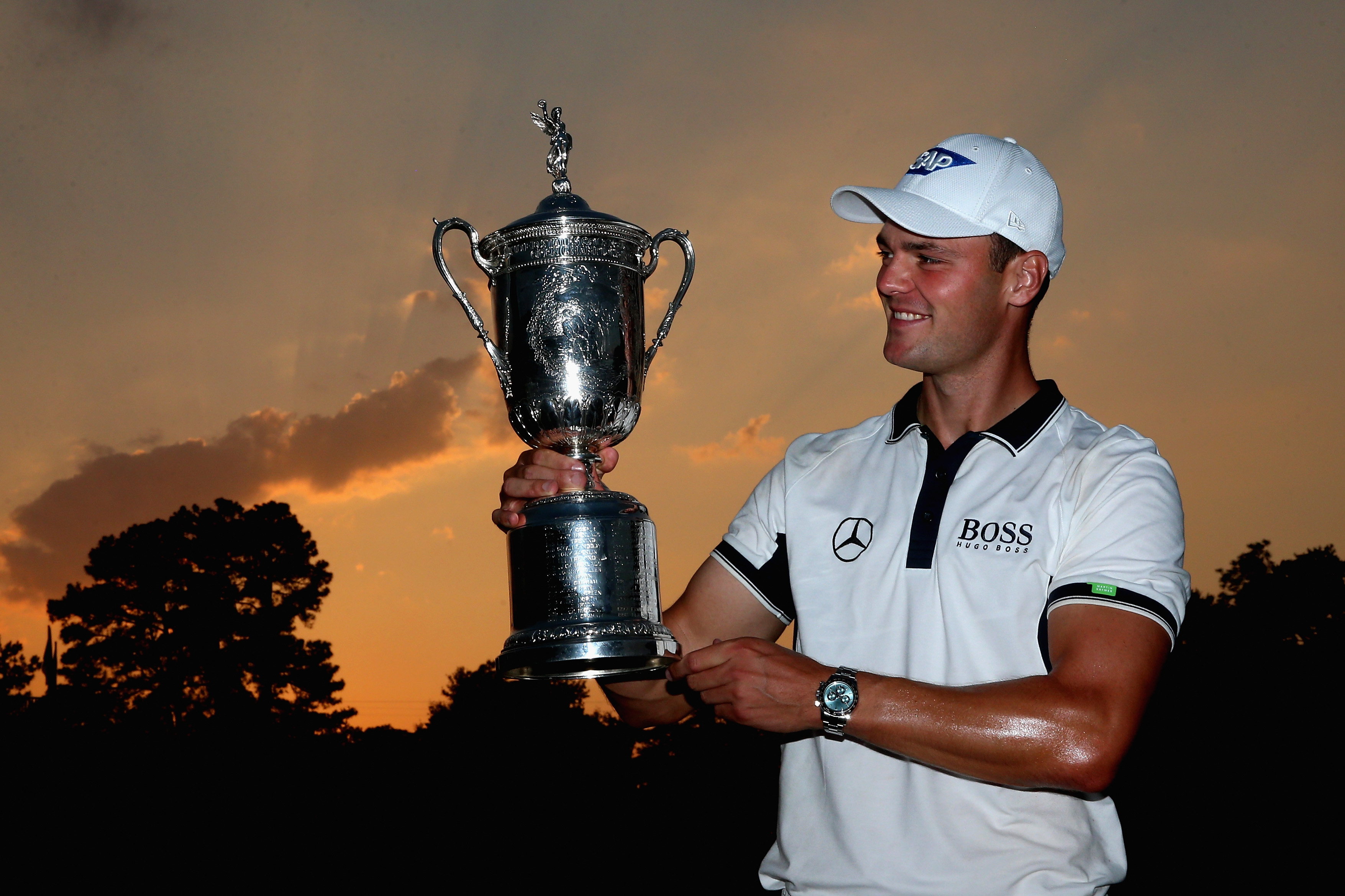 Martin Kaymer has lost his PGA Tour card for not playing 15 events (Photo: Getty Images)