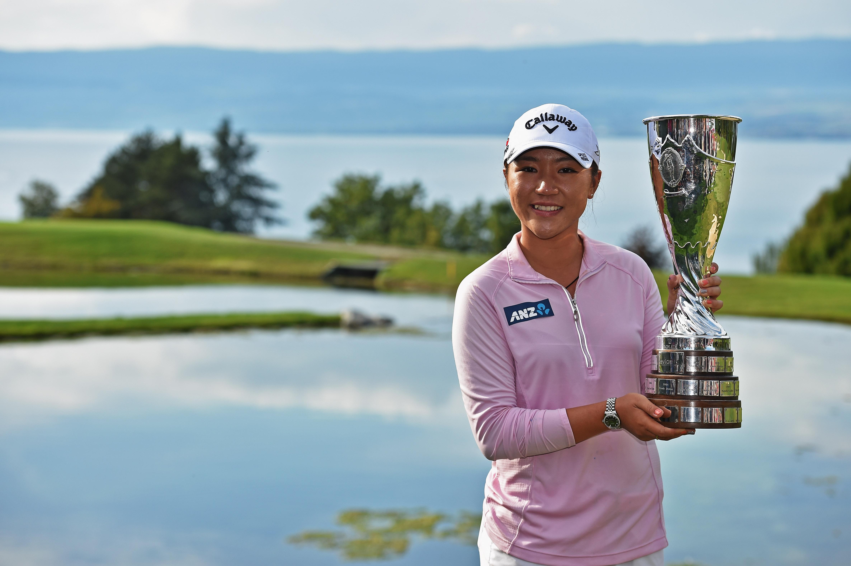 Ko sank eight birdies in her final round (Photo: Getty Images)