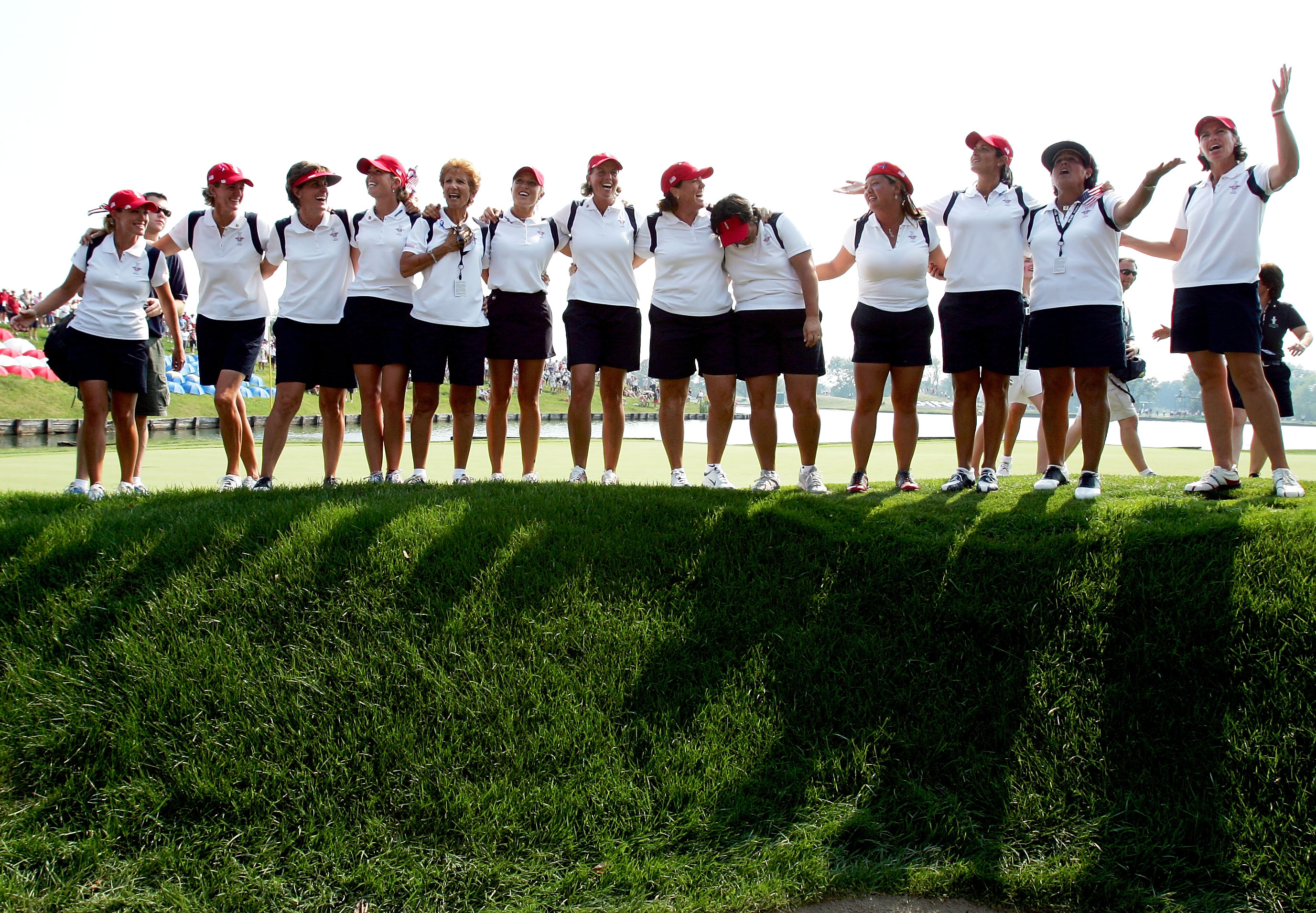 USA won the first five singles matches in 2005 (Photo: Getty Images)