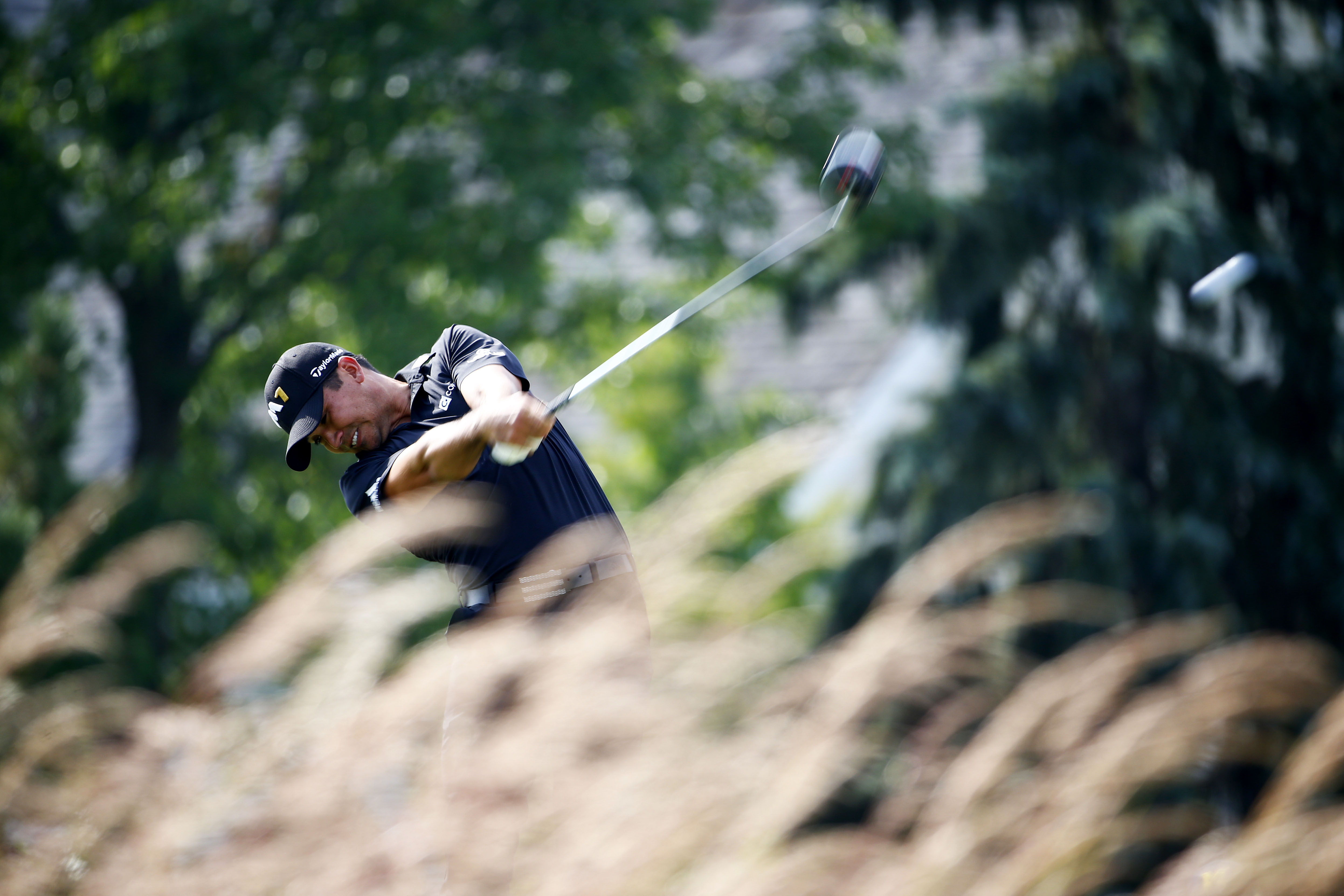 Jason Day had a chance for a 59 at Conway Farms (Photo: Getty Images)