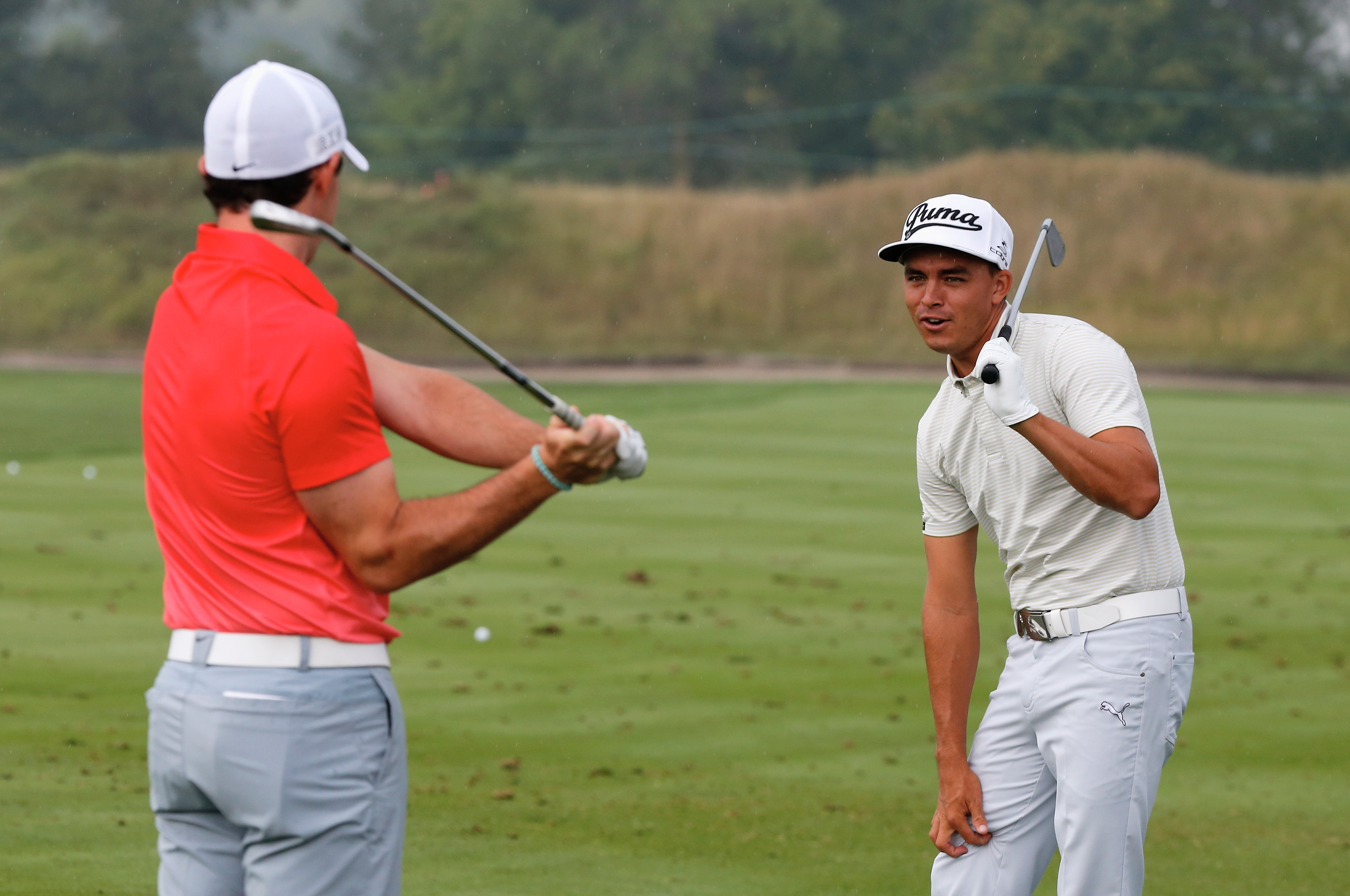McIlroy is world number one, while Fowler is world number five (Photo: Getty Images)