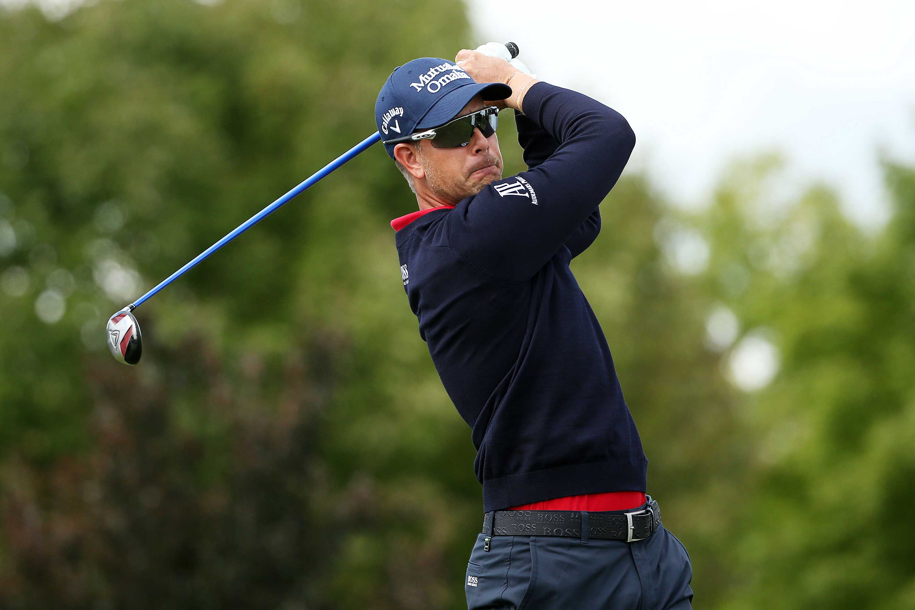 Henrik Stenson is ending the season well with four top-10 finishes in his last six (Photo: Getty Images)