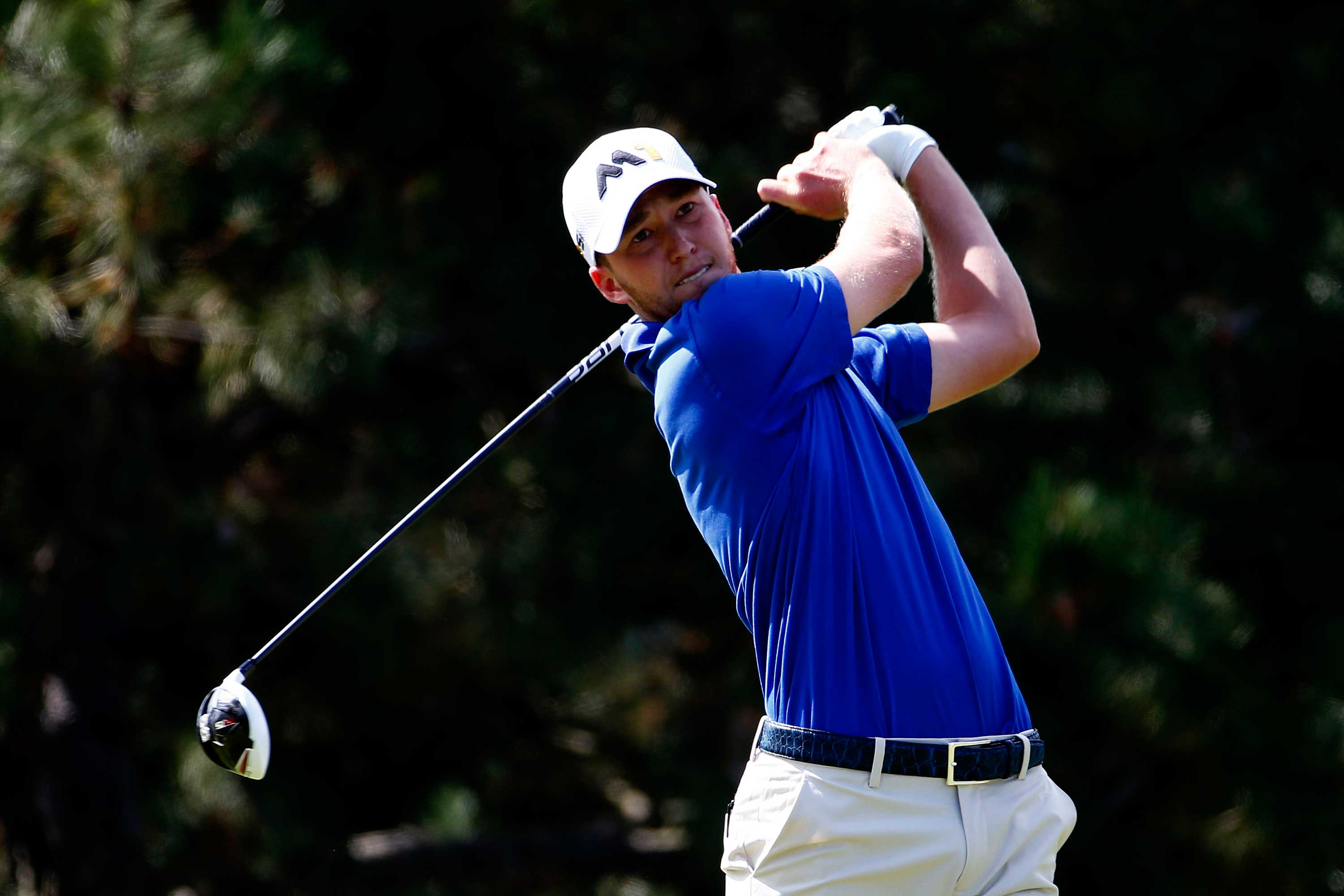 Daniel Berger finished second at last week's BMW Championship (Photo: Getty Images)