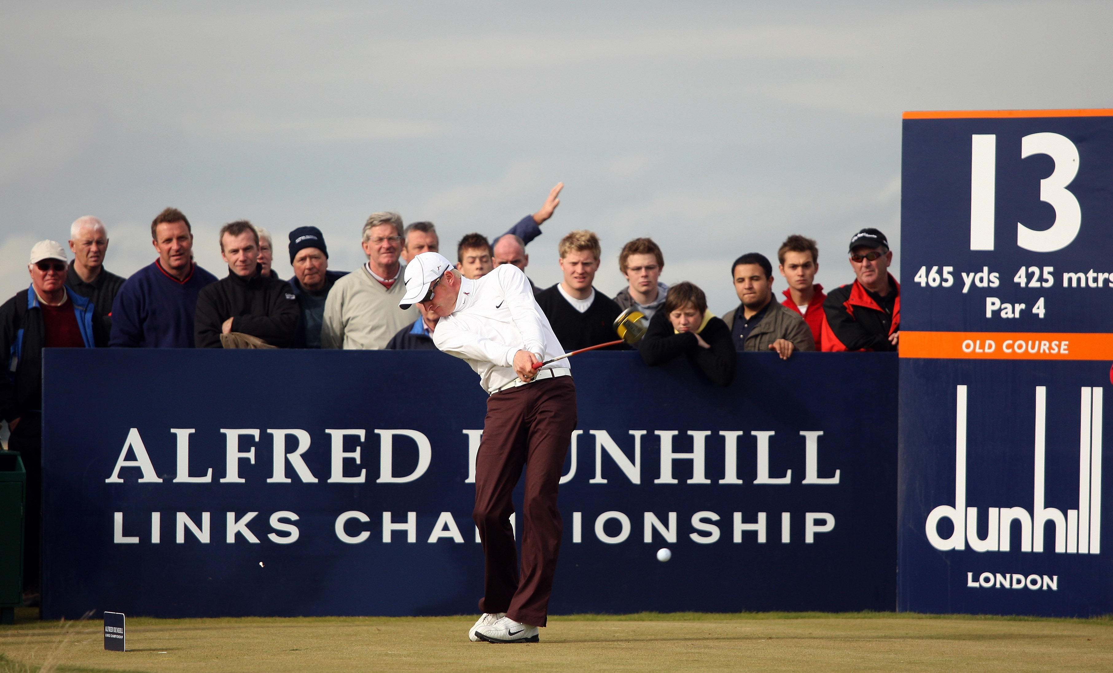 St Andrews' 13th and 17th holes were a worry for Dyson (Photo: Getty Images)