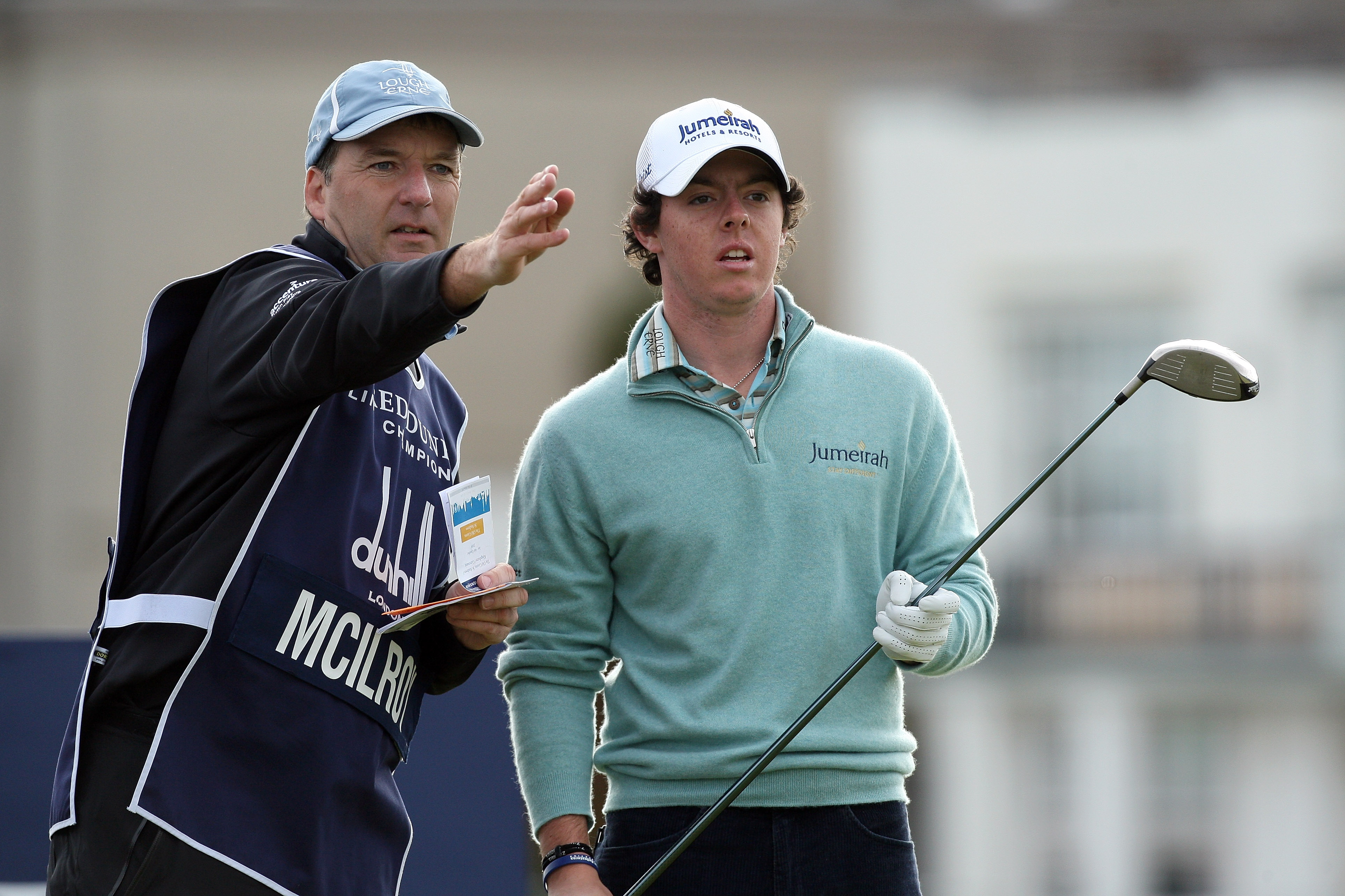 Rory McIlroy was runner-up at the 2009 Dunhill Links (Photo: Getty Images)