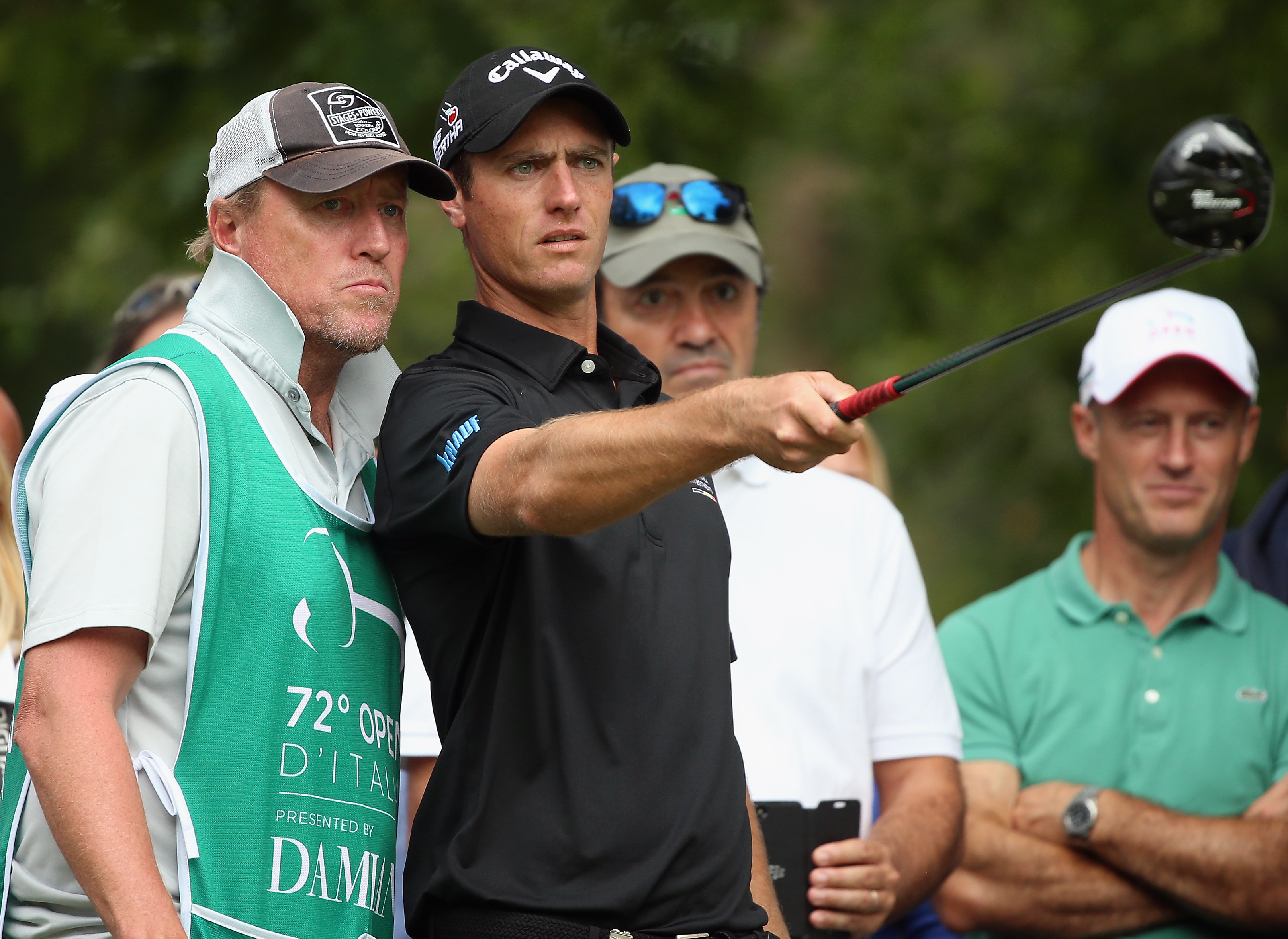 Colsaerts is a closet deep house DJ (Photo: Getty Images)
