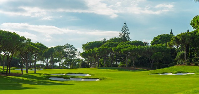 The North Course underwent a multi-million pound facelift under the auspices of Paul McGinley
