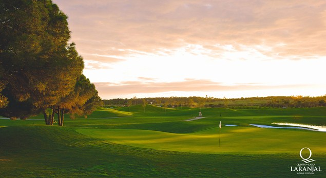 Laranjal is the newest layout in the trio of courses at Quinta do Lago