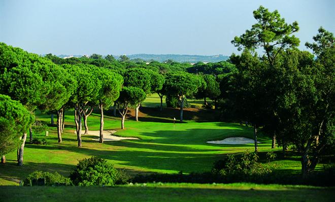 Vila Sol features 27 holes in three loops of nine