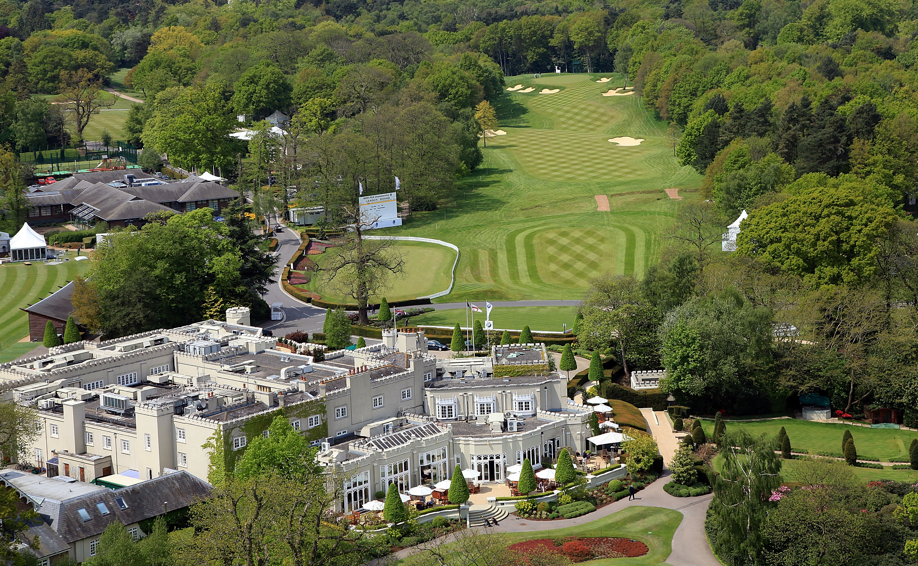 Wentworth is the headquarters of the European Tour (Photo: Getty Images)