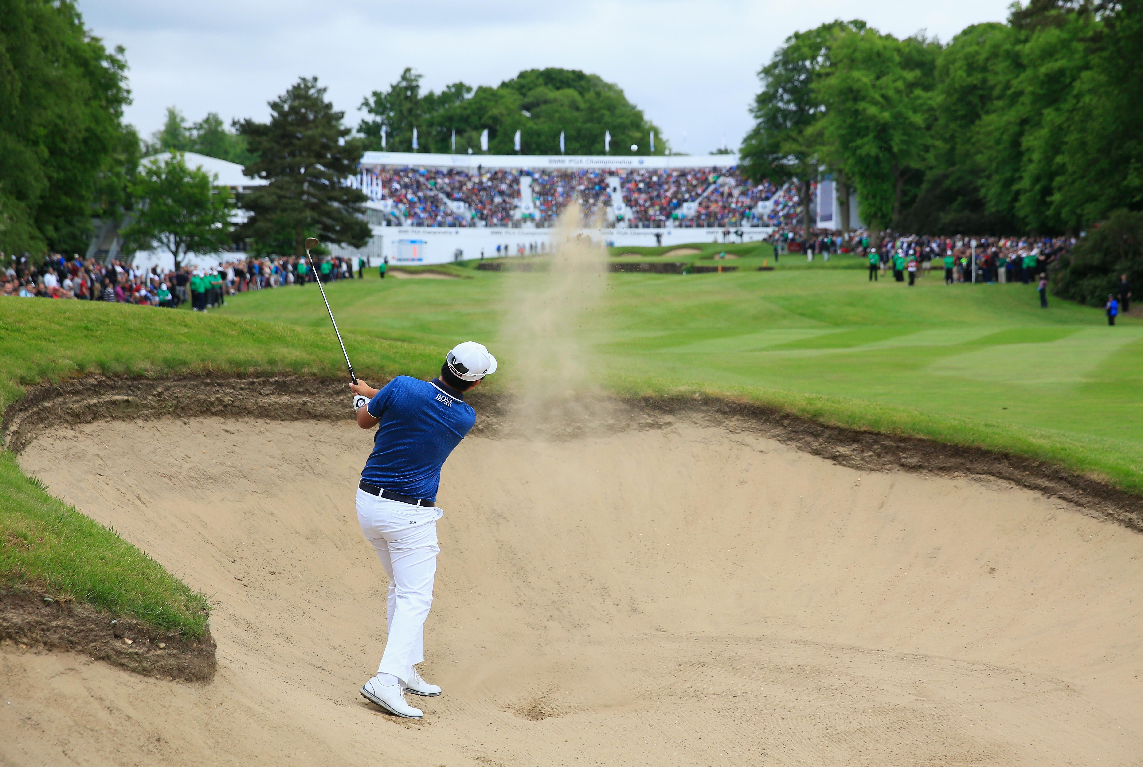 South Korea's Byeong-Hun An won the BMW PGA Championship by six shots (Photo: Getty Images)