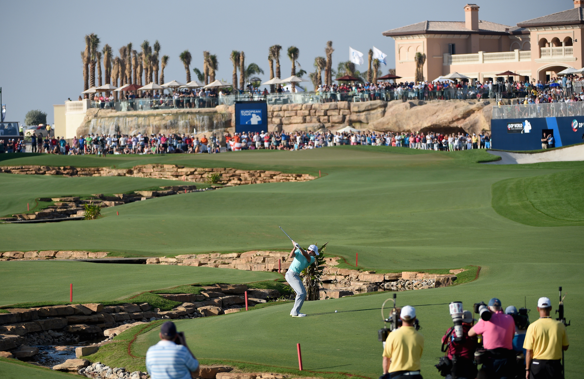 The European Tour Travel Club offers consumers an array of experiences unique to the European Tour