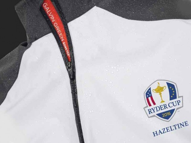 Galvin Green is team supplier of weatherwear to the 2016 and 2018 European Ryder Cup teams