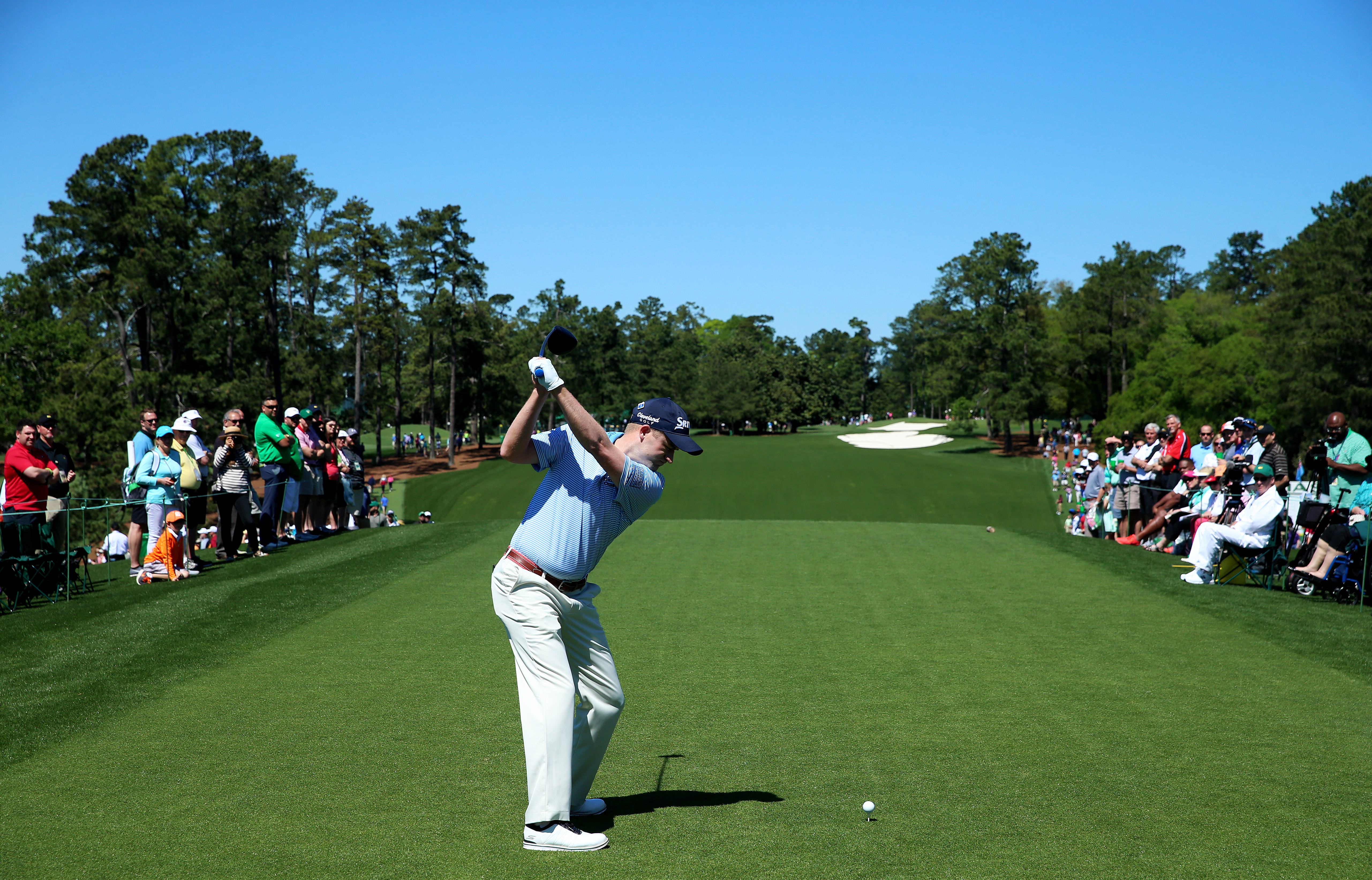 Russell Knox is a Skechers' ambassador (Getty Images)