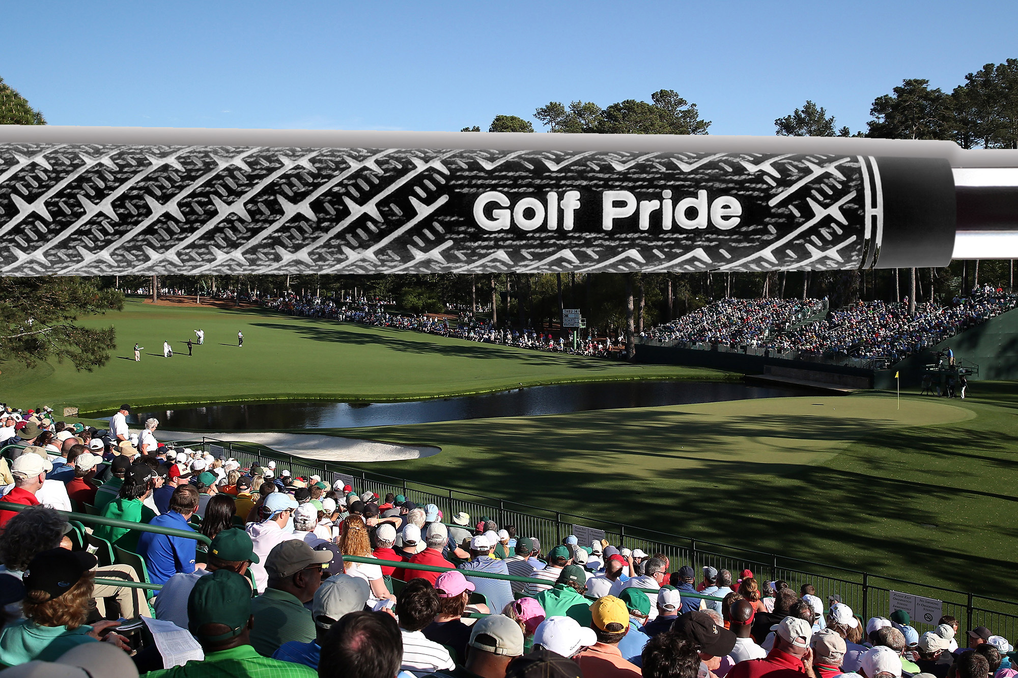 Golf Pride proved the most trusted grip from tee to green at Augusta National this month