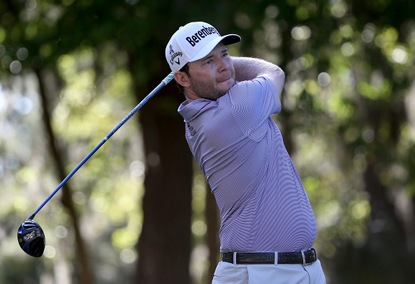 Grace put the new XR 16 Sub Zero driver in play at Harbour Town Links (Photo: Getty Images)