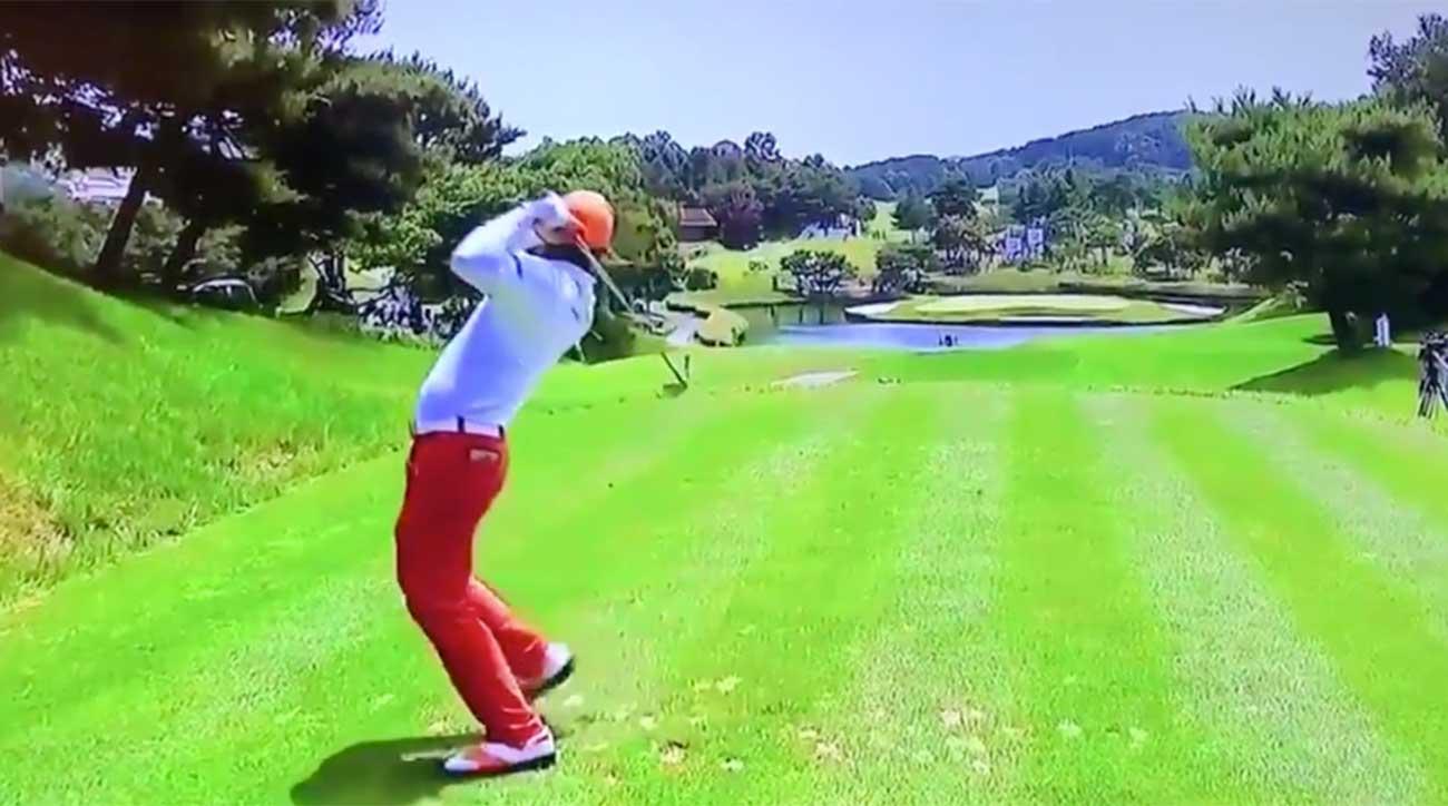 Golf's internet sensation Ho-Sung Choi receives PGA Tour exemption!