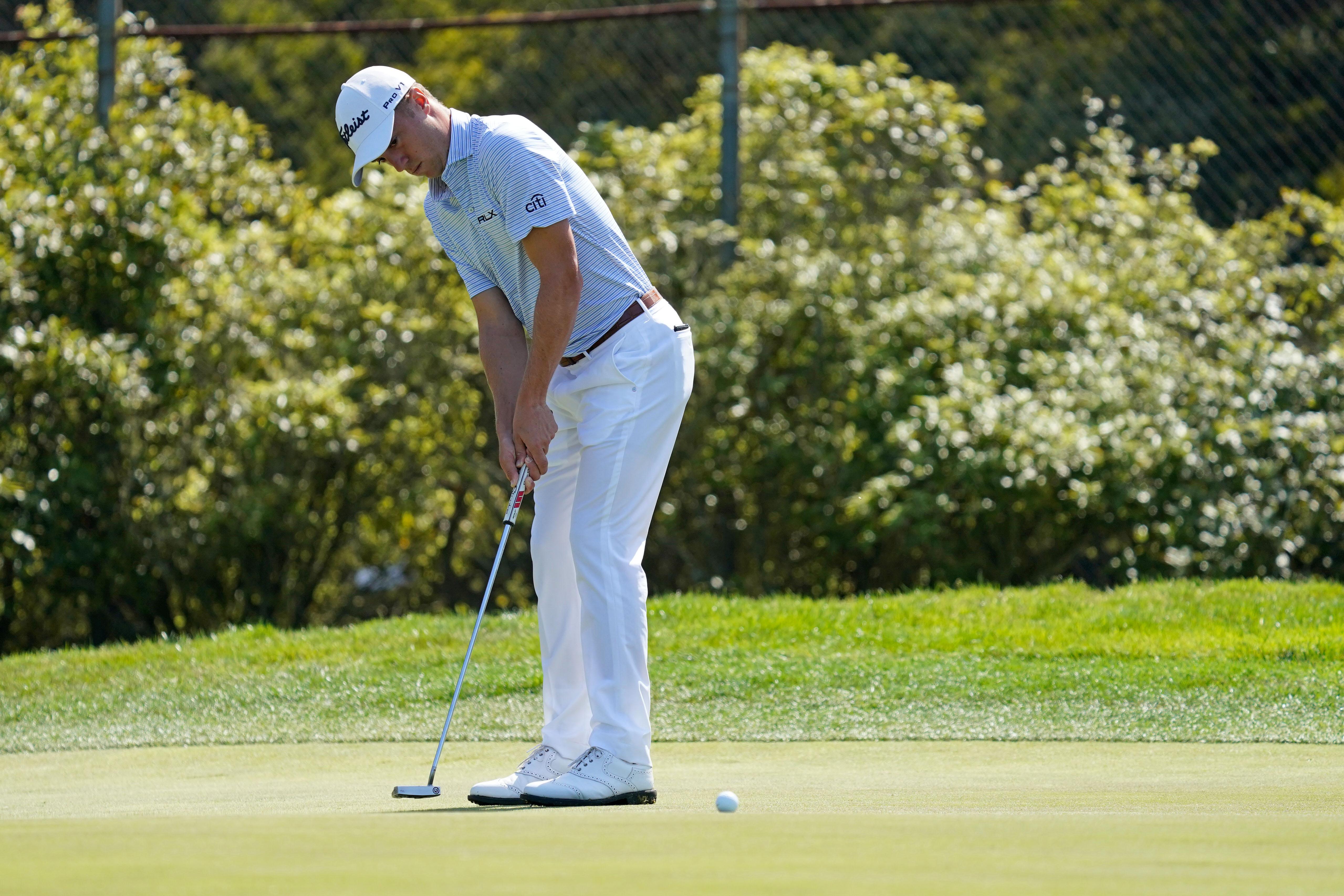 Social Media Reacts To Justin Thomas Dropping An F Bomb At The Pga Golfmagic