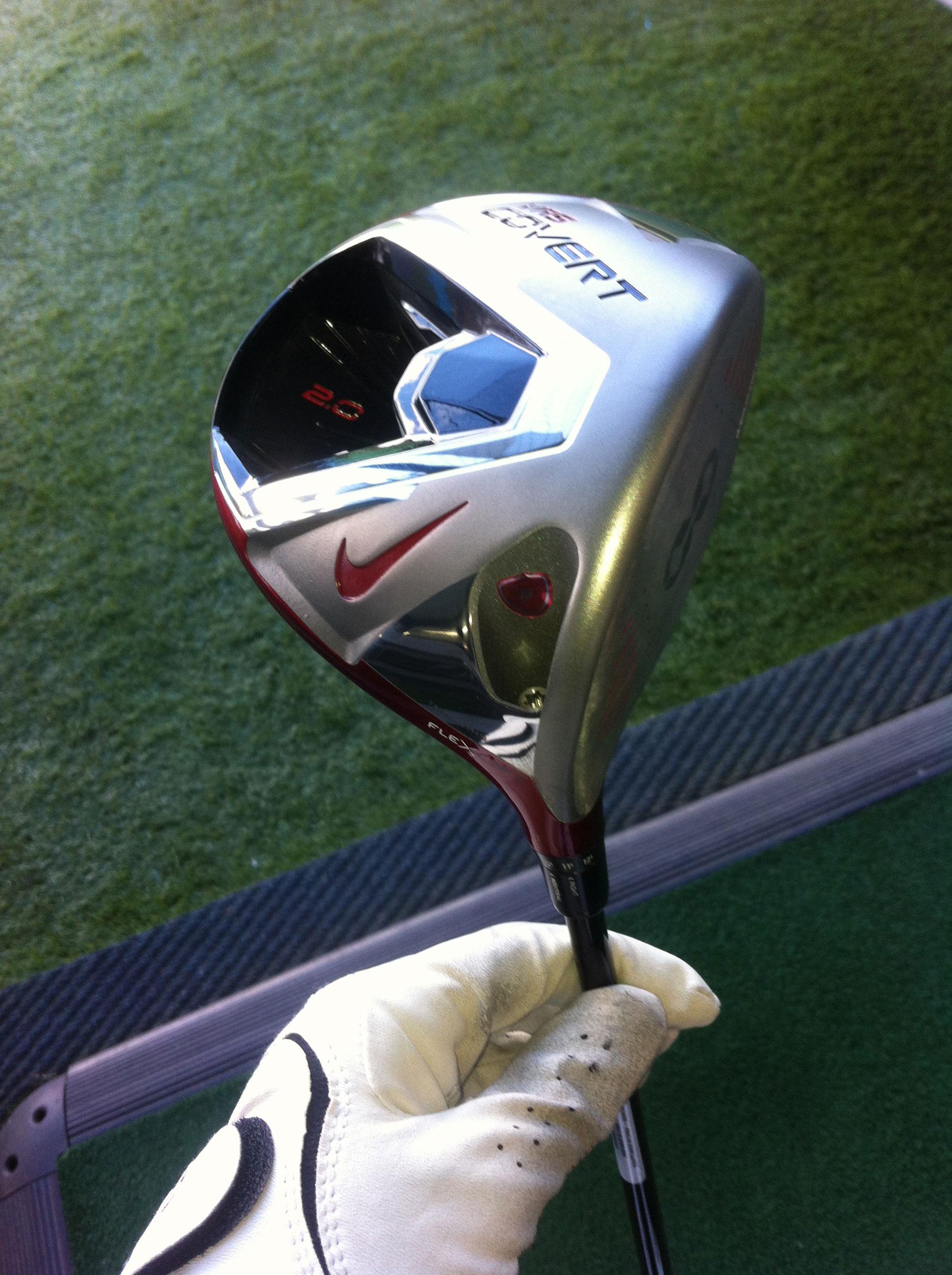 tubo respirador Campeonato Espera un minuto  Review: Nike VR_S Covert 2.0 driver | GolfMagic