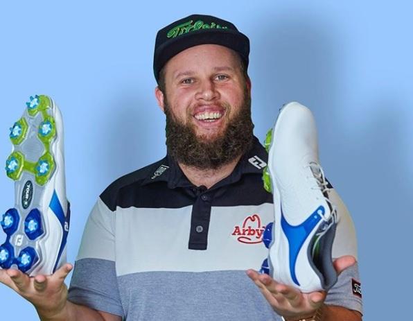 beef, scott, rafa and kisner star in new footjoy tour s shoe ad